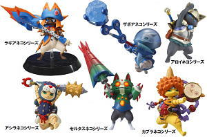 Capcom Figure Builder Pics, Game Collection