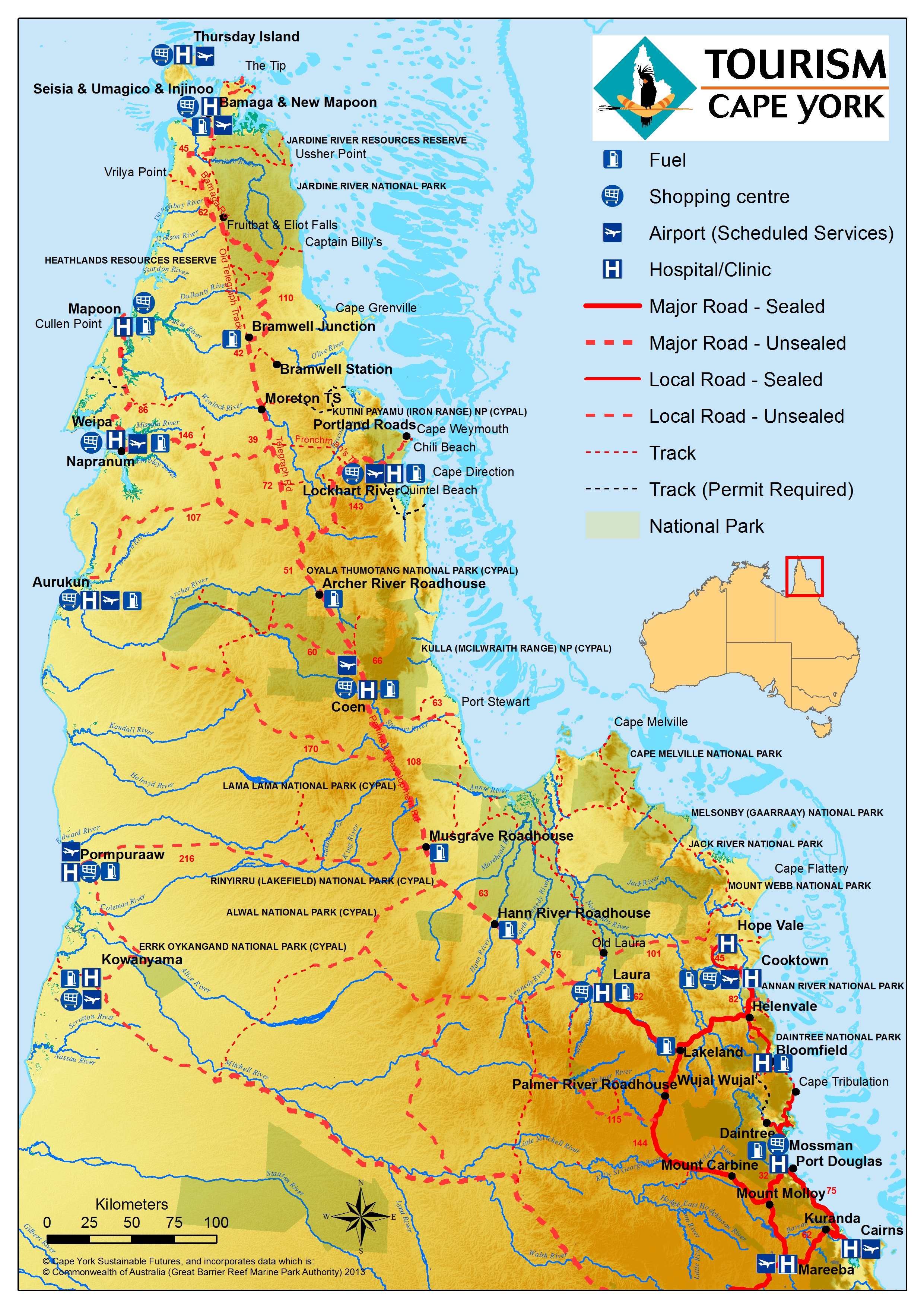 Cape York Pics, Earth Collection