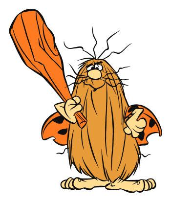 Captain Caveman Pics, Cartoon Collection
