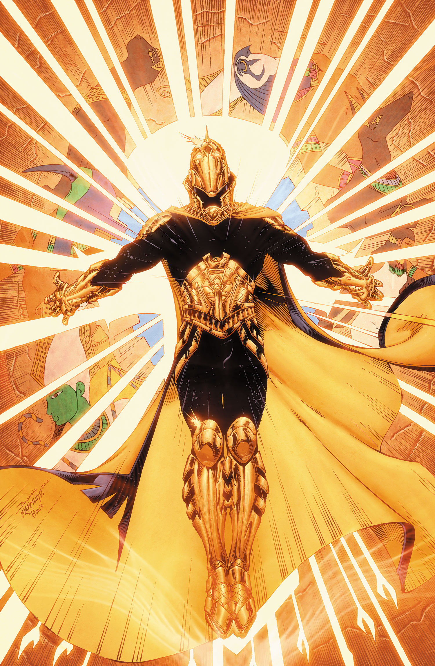Doctor Fate #5   NEW!!!