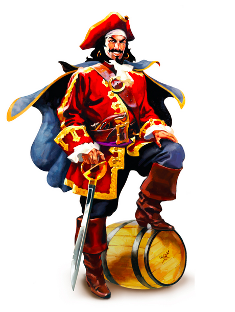 Images of Captain Morgan   460x610