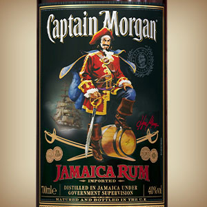 HD Quality Wallpaper | Collection: Products, 300x300 Captain Morgan