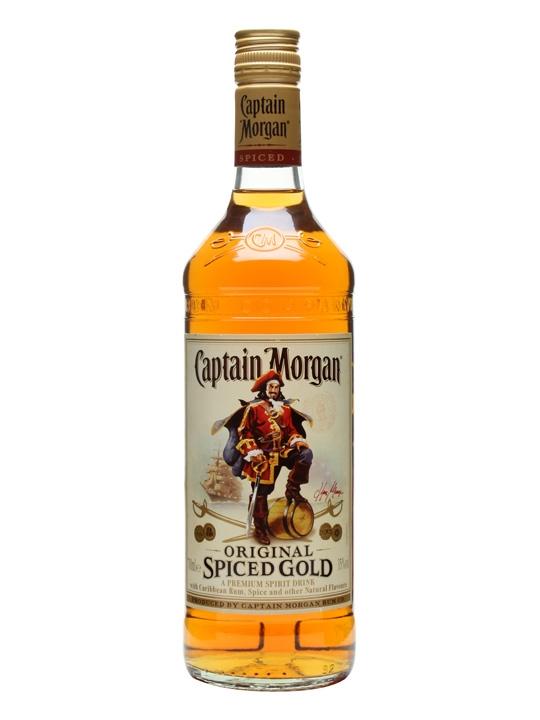 Nice Images Collection: Captain Morgan Desktop Wallpapers
