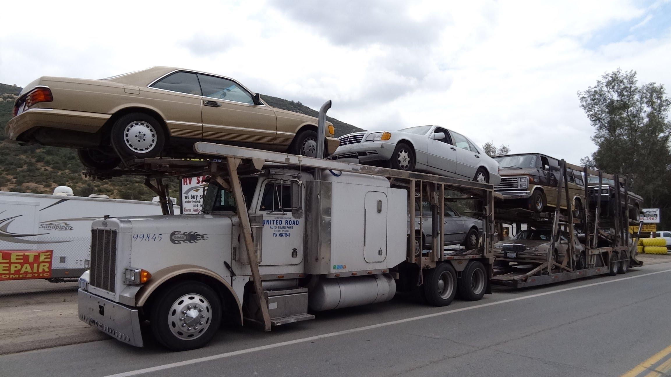Car Hauler wallpapers, Vehicles, HQ Car Hauler pictures ...