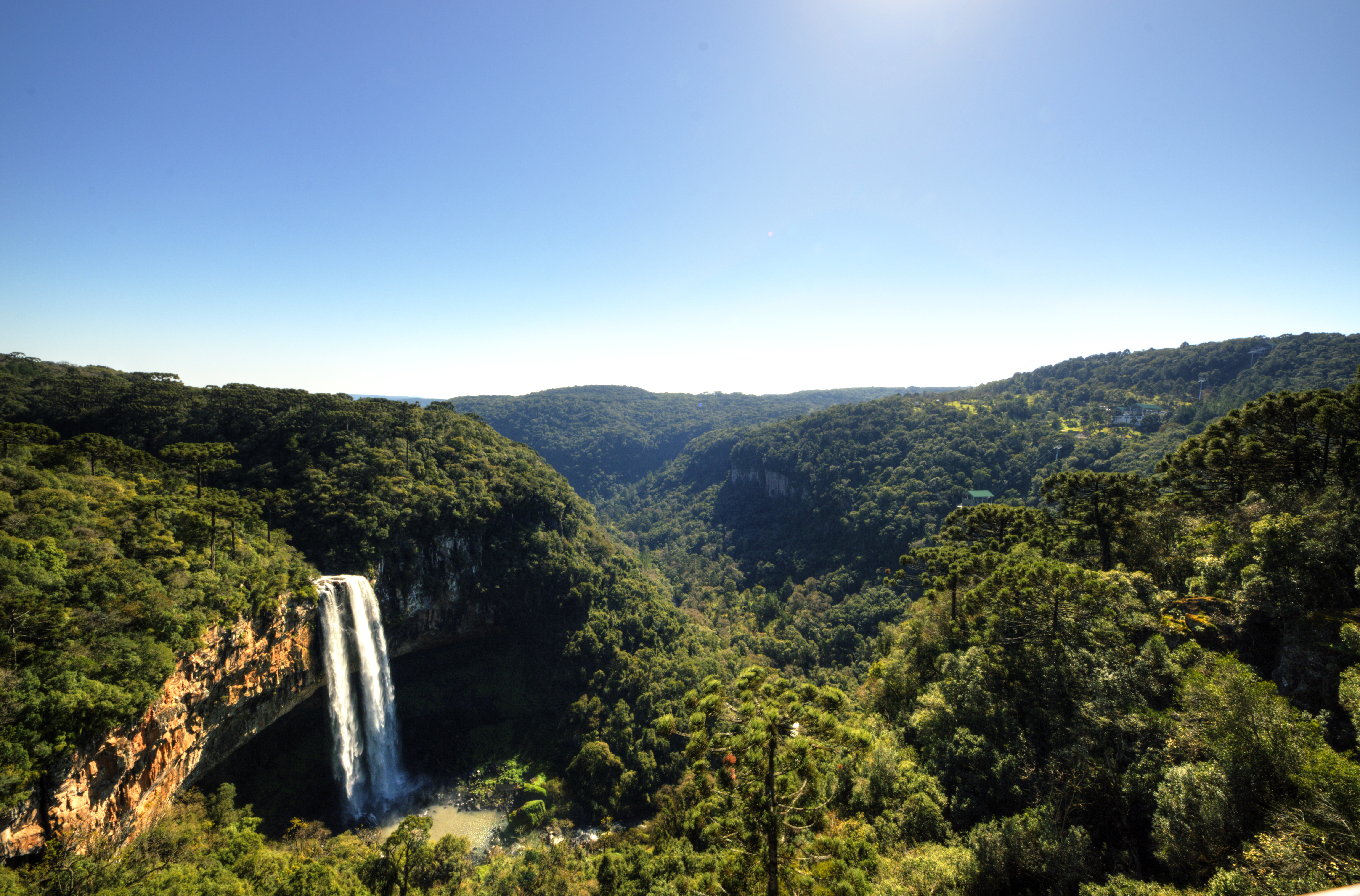Caracol Falls High Quality Background on Wallpapers Vista
