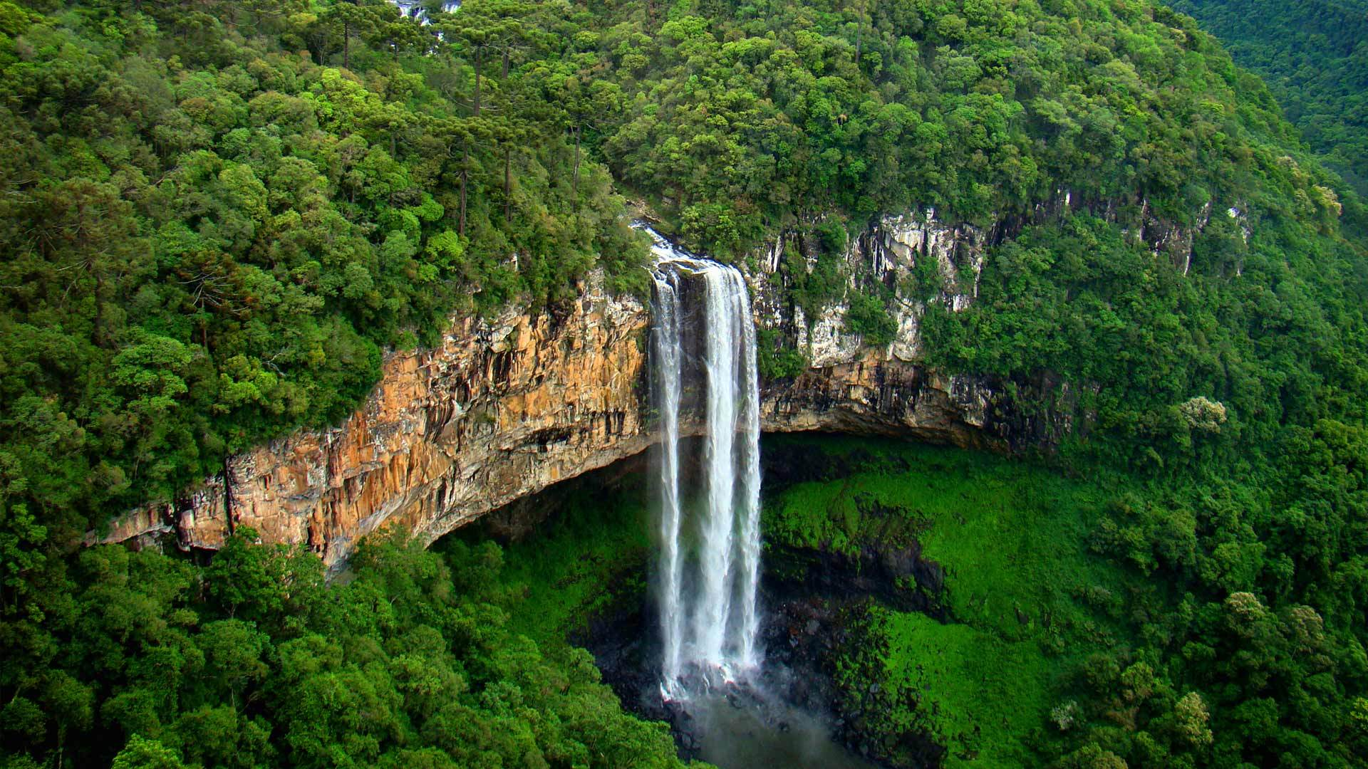 Images of Caracol Falls   1920x1080