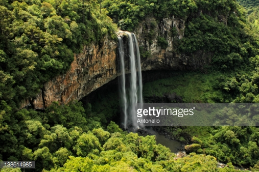 Caracol Falls Pics, Earth Collection