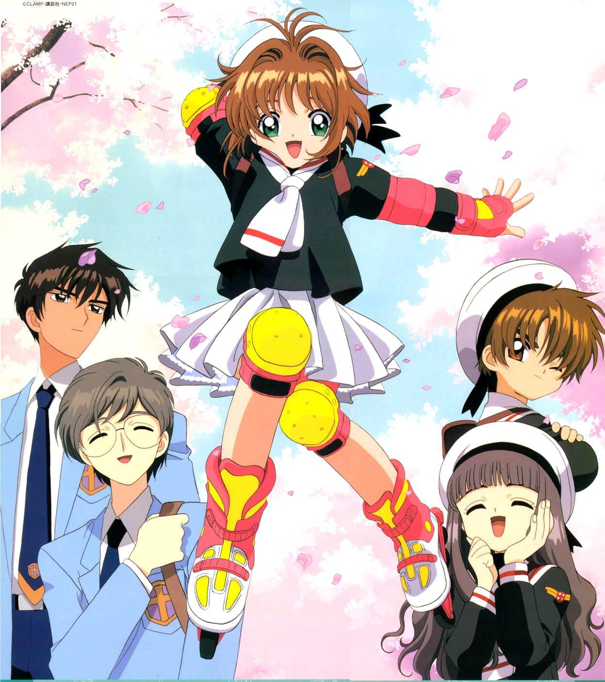Cardcaptor Sakura Wallpapers Anime Hq Cardcaptor Sakura Pictures 4k Wallpapers 2019