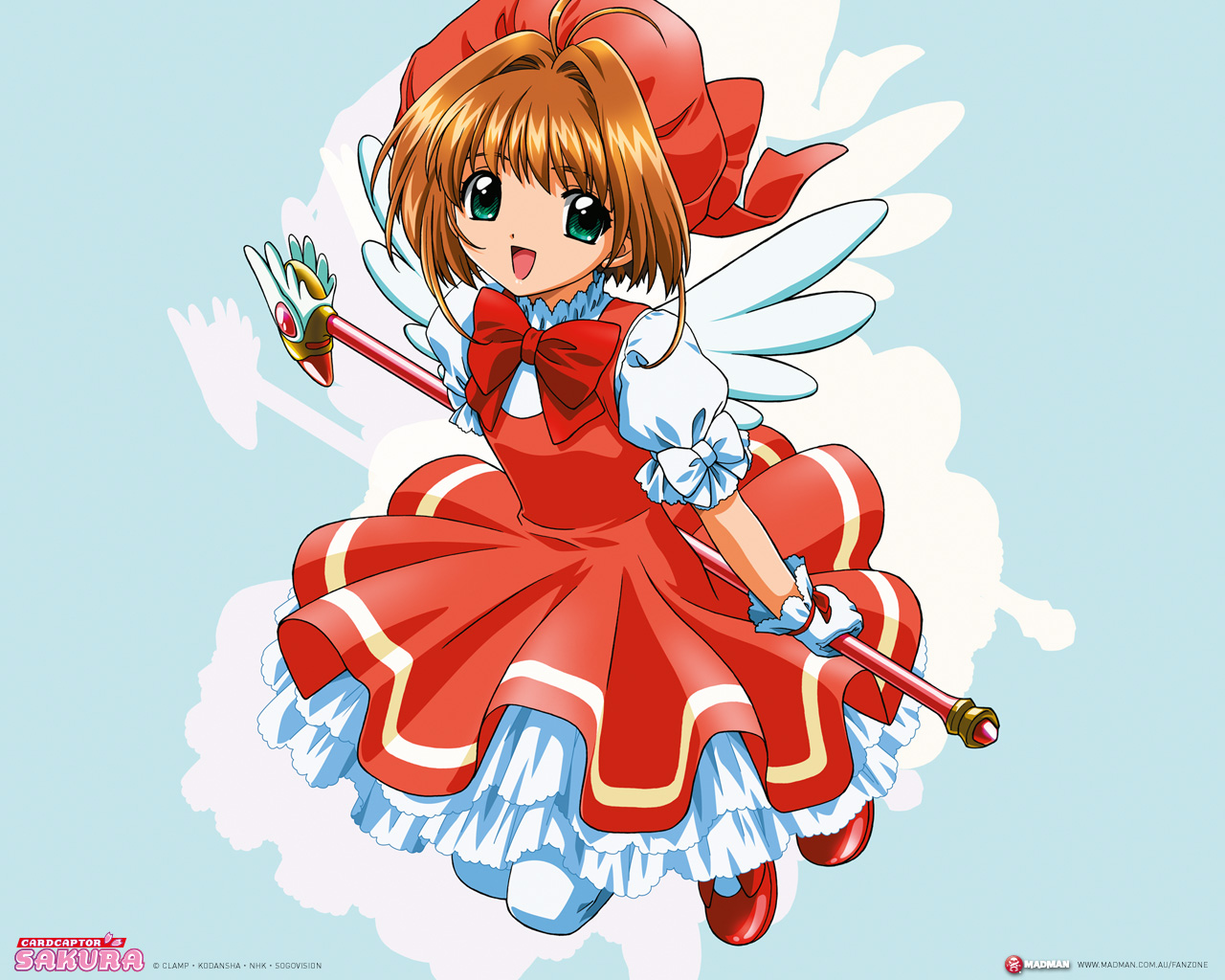 Cardcaptor Sakura HD wallpapers, Desktop wallpaper - most viewed