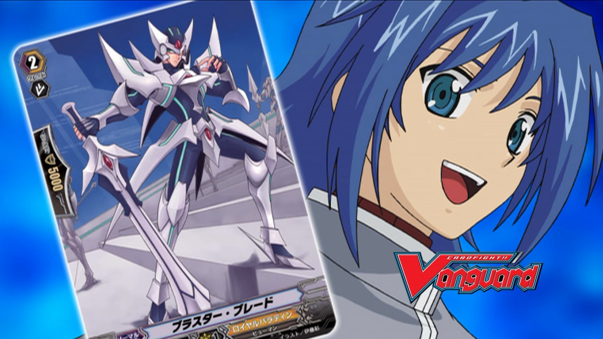 Nice Images Collection: Cardfight!! Vanguard Desktop Wallpapers