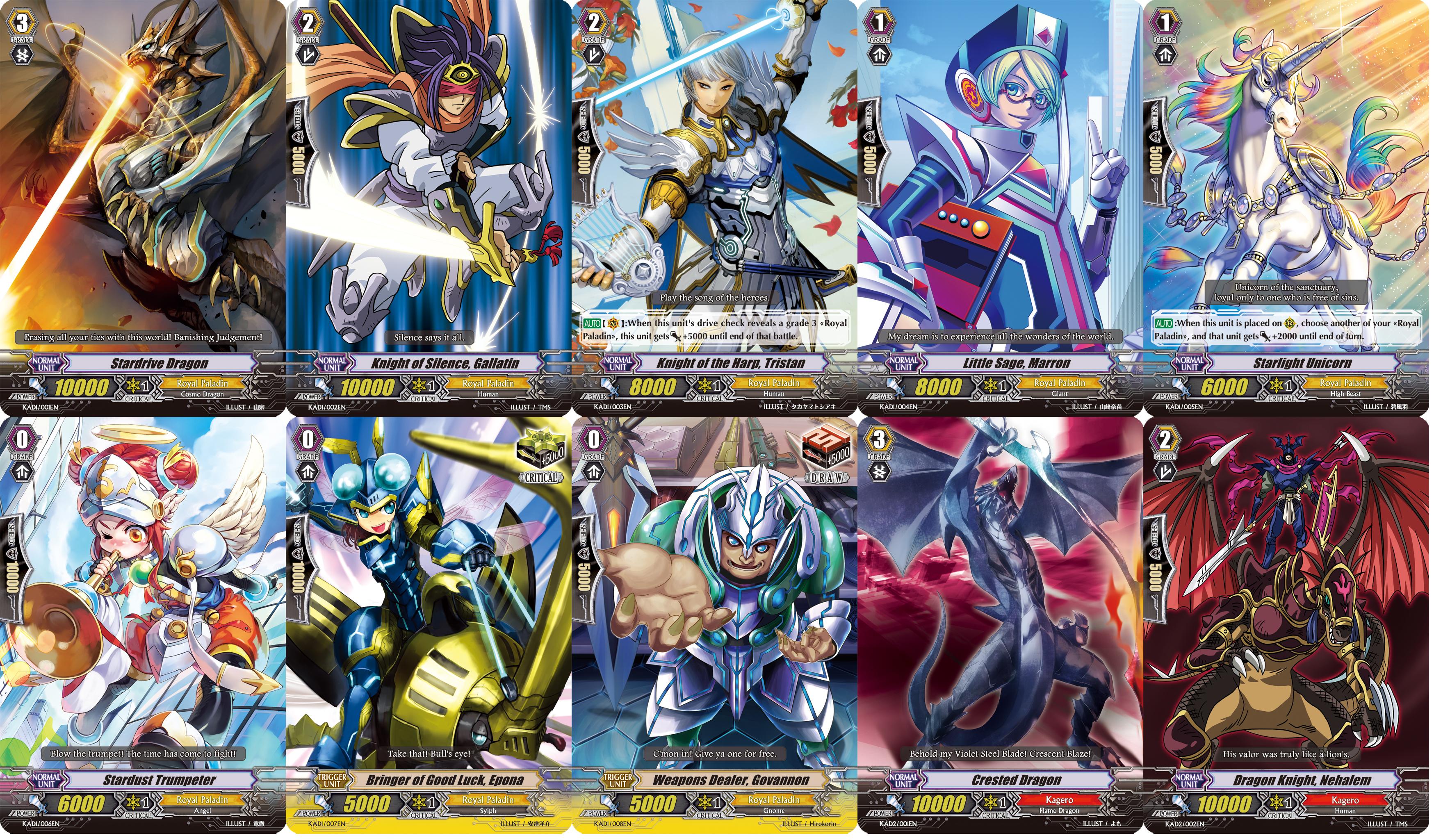 High Resolution Wallpaper   Cardfight!! Vanguard 3497x2049 px