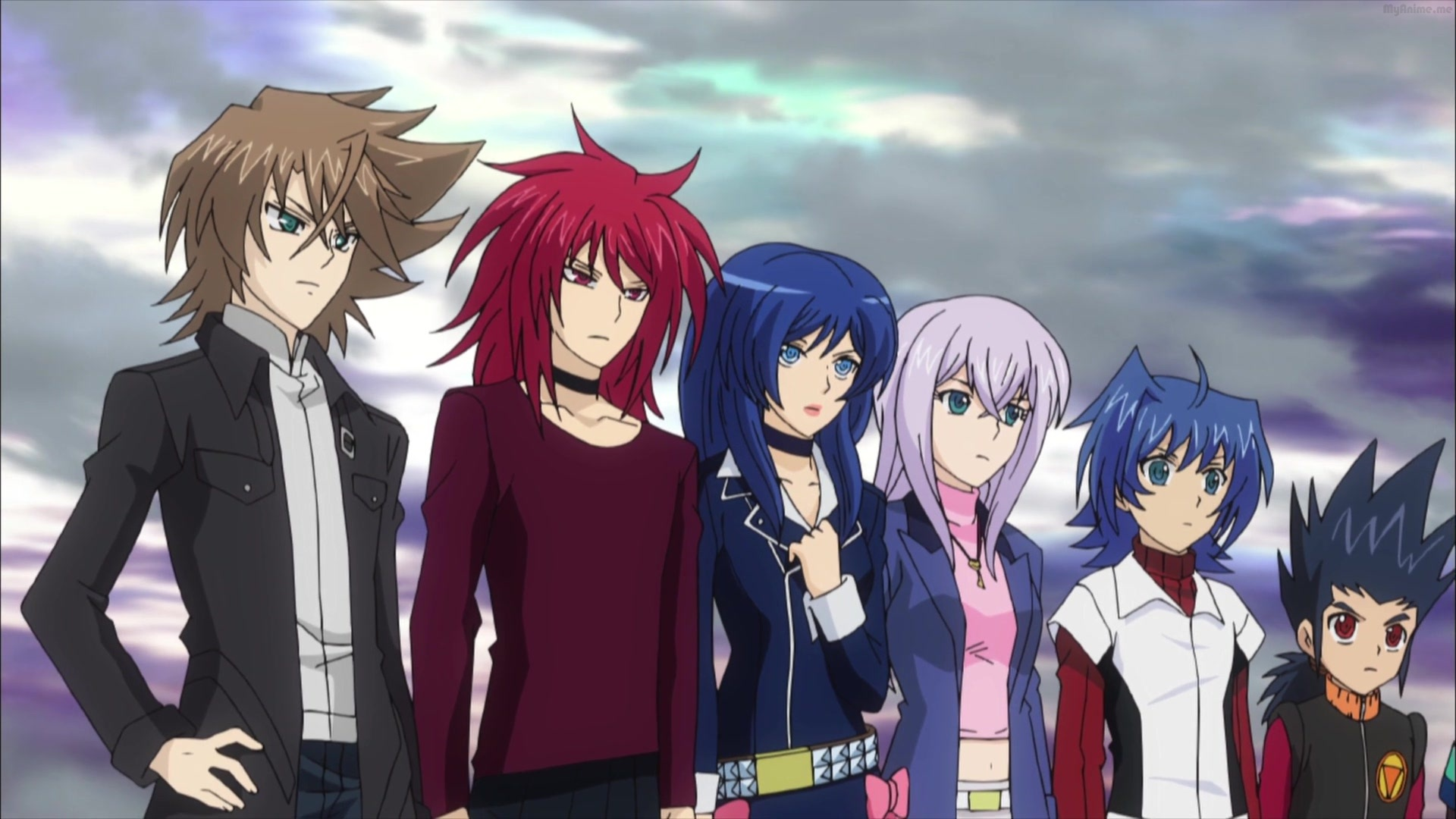 HD Quality Wallpaper   Collection: Anime, 1920x1080 Cardfight!! Vanguard