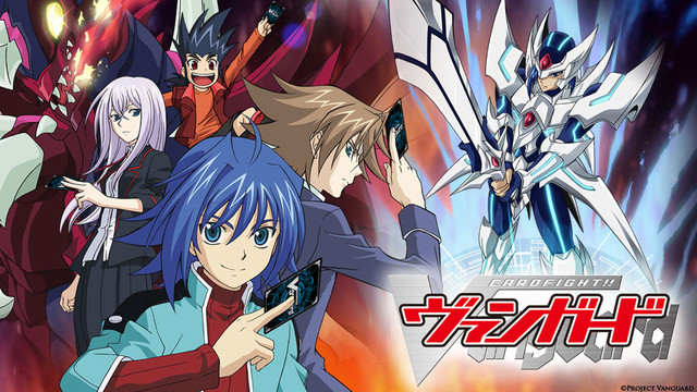 Amazing Cardfight!! Vanguard Pictures & Backgrounds