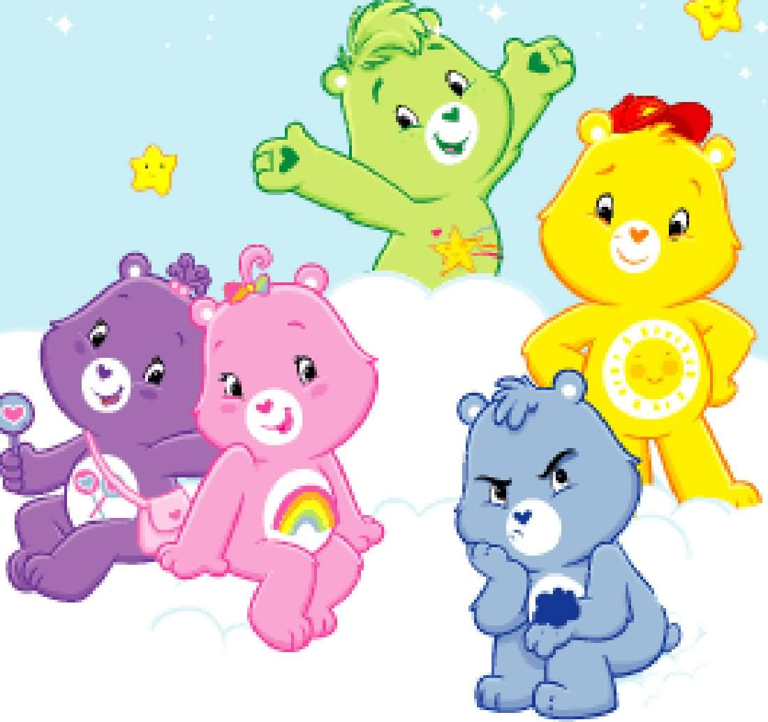 1100x1033 > Care Bears Wallpapers