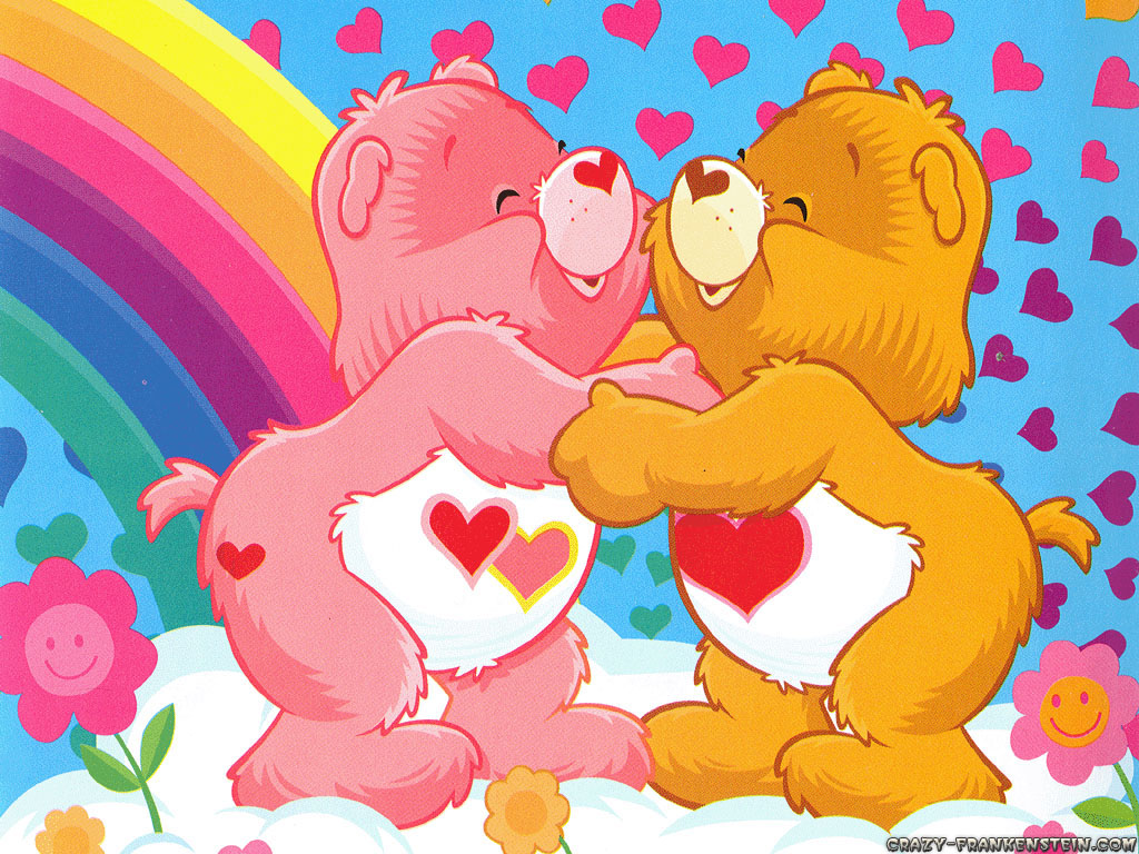 HQ Care Bears Wallpapers | File 288Kb
