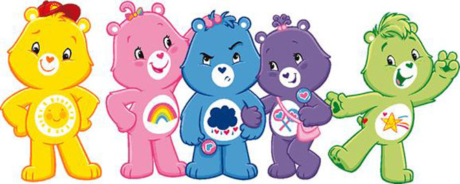 Images of Care Bears | 670x268