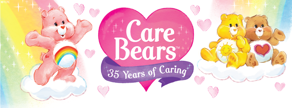 Care Bears Backgrounds, Compatible - PC, Mobile, Gadgets| 960x356 px
