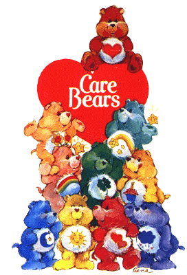 HQ Care Bears Wallpapers | File 41.11Kb