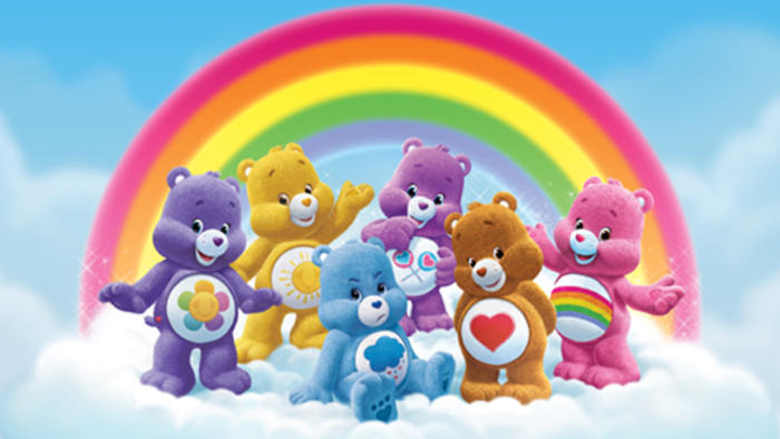 Nice Images Collection: Care Bears Desktop Wallpapers