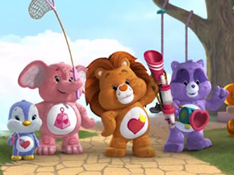 334x250 > Care Bears Wallpapers