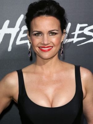 Nice wallpapers Carla Gugino 300x400px