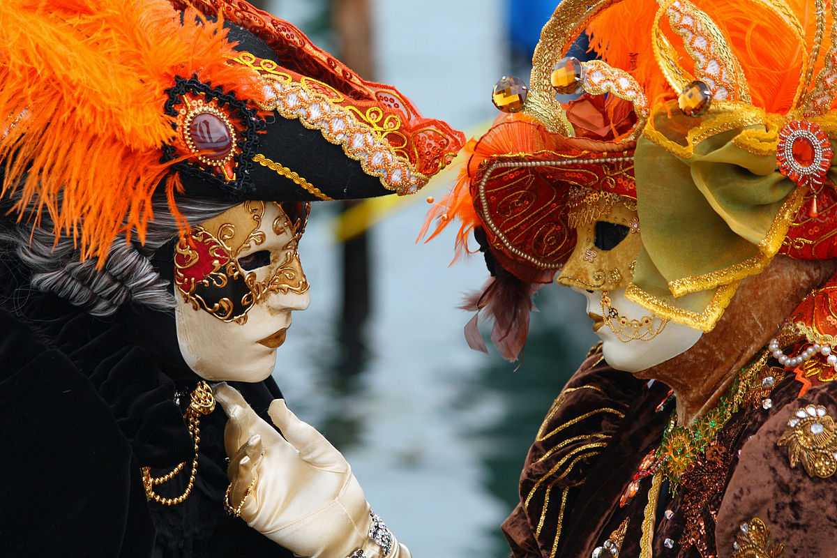Amazing Carnival Of Venice Pictures & Backgrounds