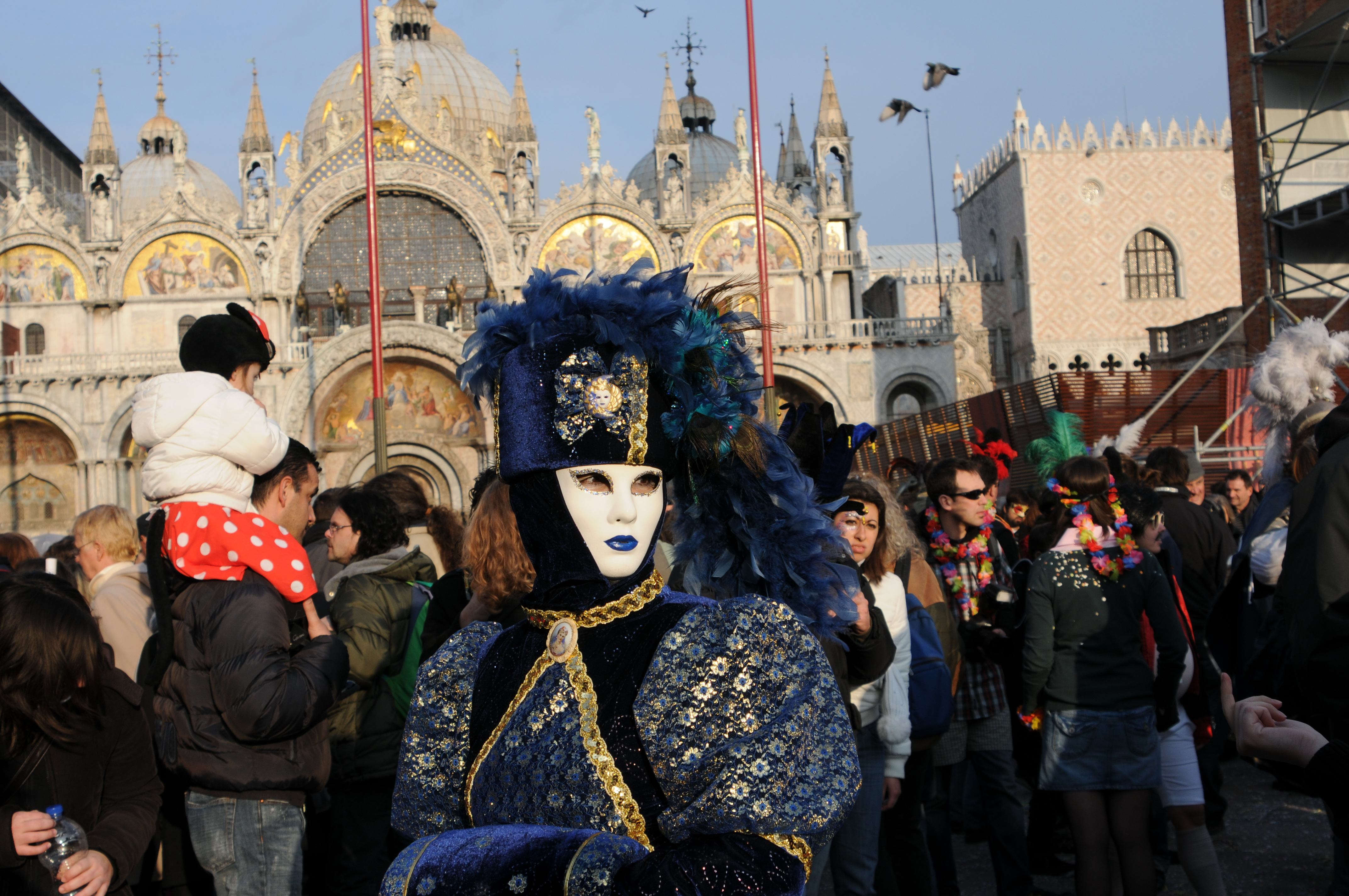 HD Quality Wallpaper | Collection: Photography, 4288x2848 Carnival Of Venice
