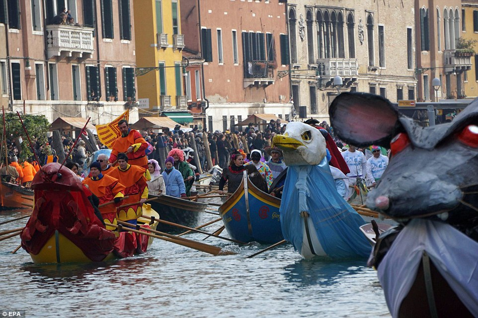 962x641 > Carnival Of Venice Wallpapers