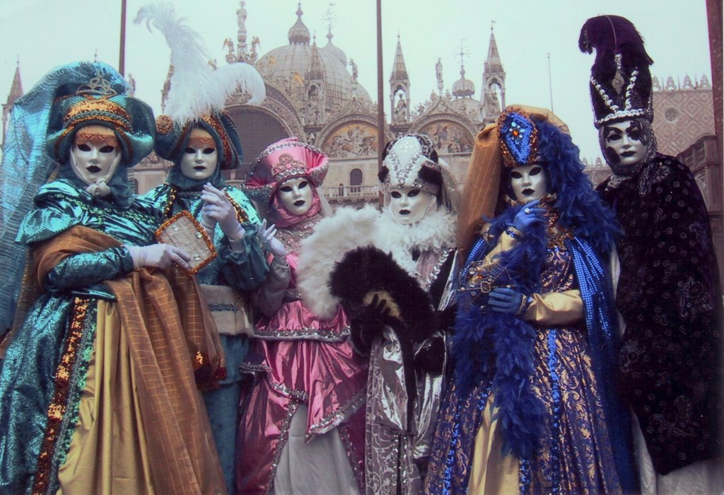 Carnival Of Venice High Quality Background on Wallpapers Vista