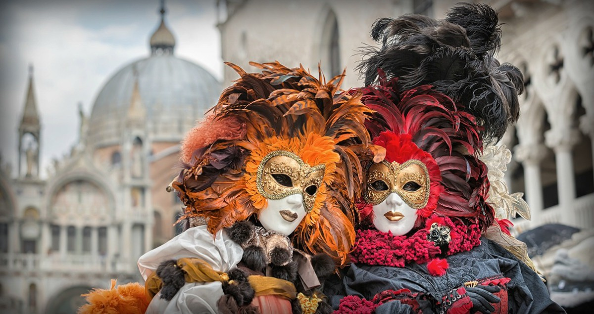 Nice wallpapers Carnival Of Venice 1200x635px