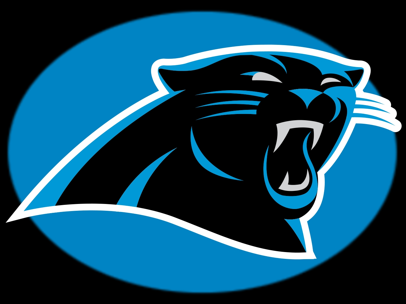 Nice Images Collection: Carolina Panthers Desktop Wallpapers