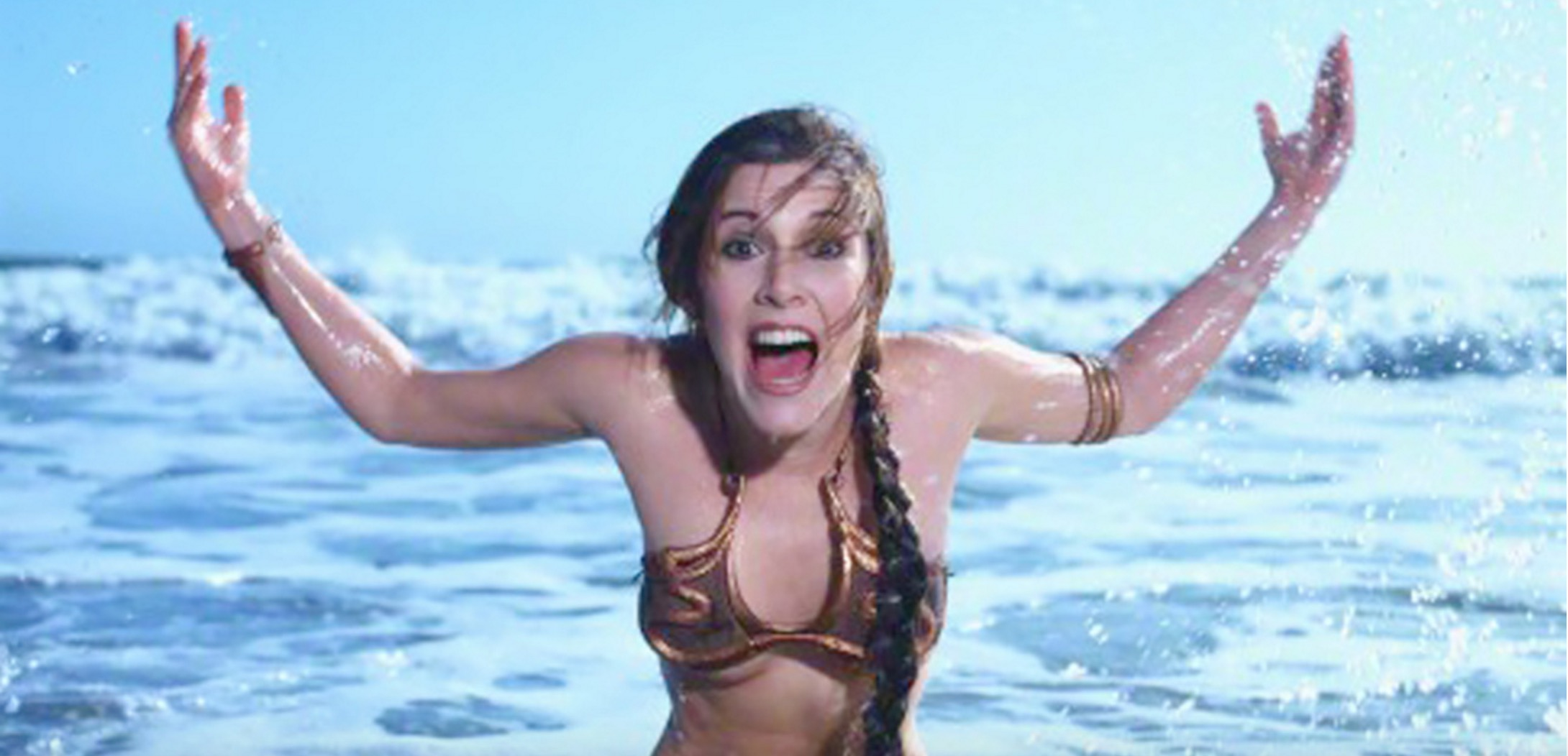 2180x1052 > Carrie Fisher Wallpapers