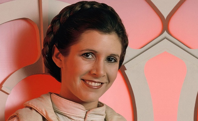 Images of Carrie Fisher | 670x409