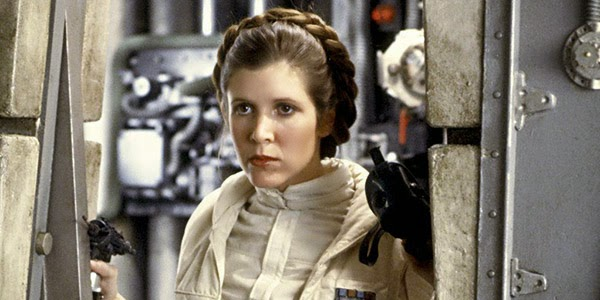 Nice wallpapers Carrie Fisher 600x300px