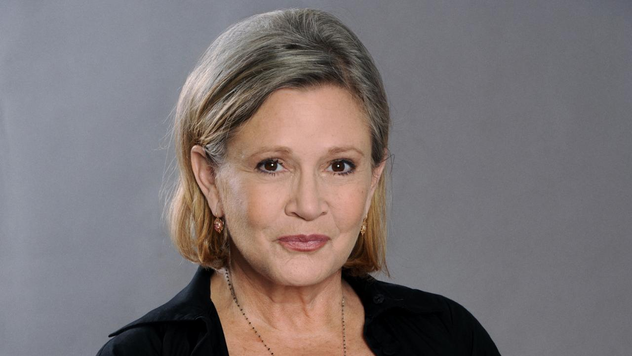 Carrie Fisher Pics, Celebrity Collection