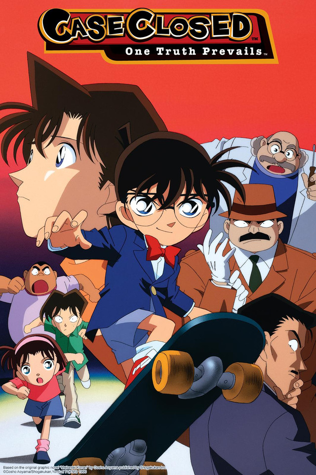 High Resolution Wallpaper   Detective Conan 640x960 px