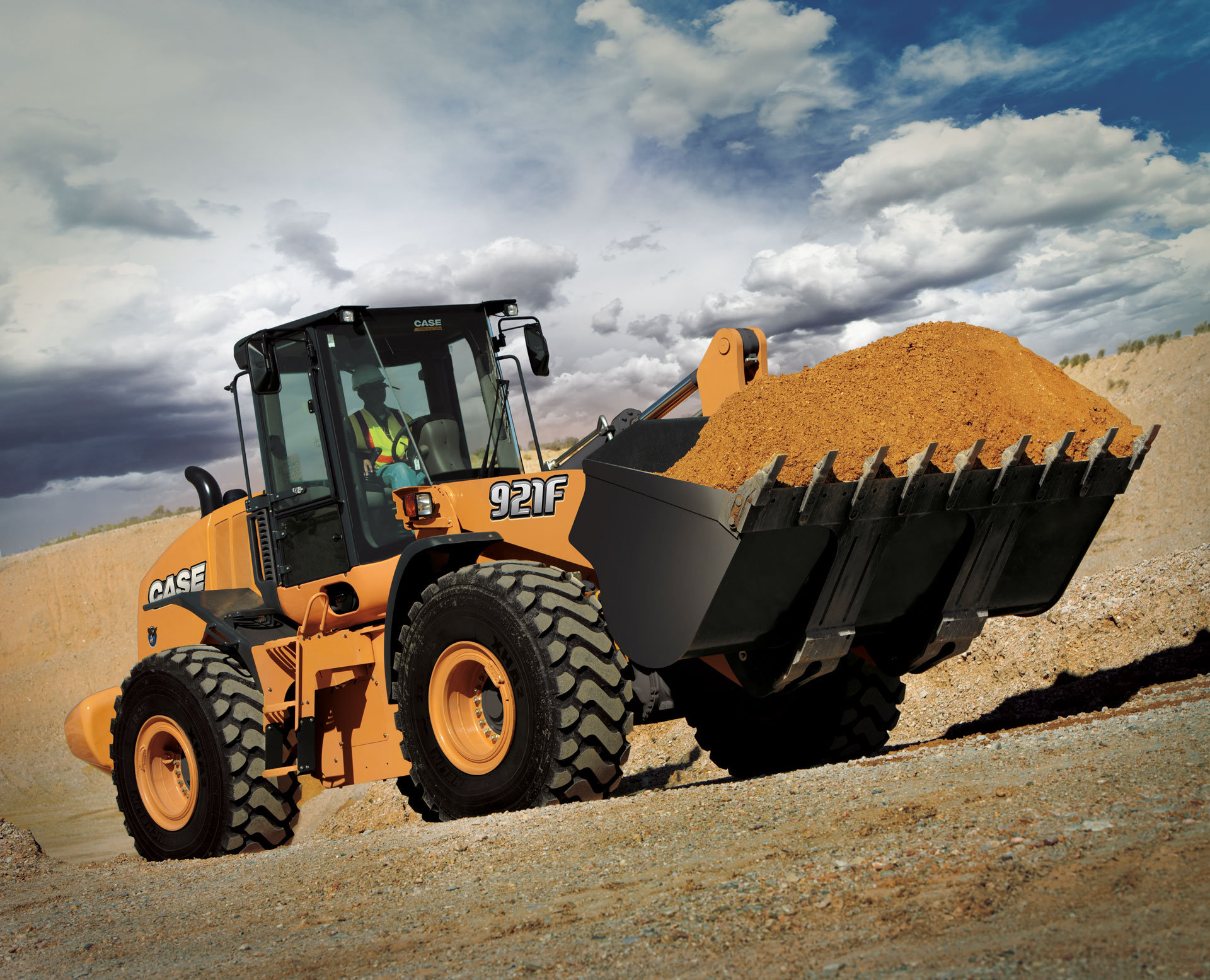 Case Wheel Loader High Quality Background on Wallpapers Vista