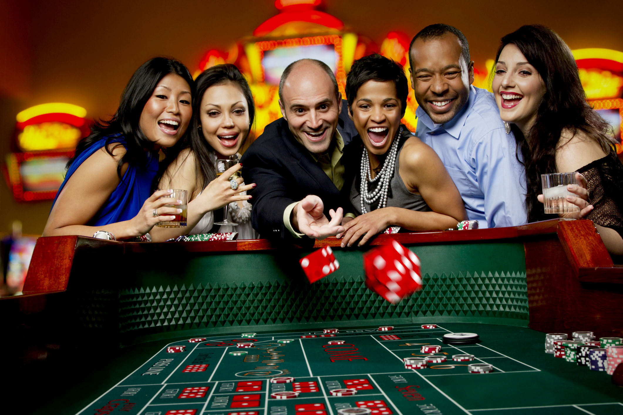 Nice Images Collection: Casino Desktop Wallpapers