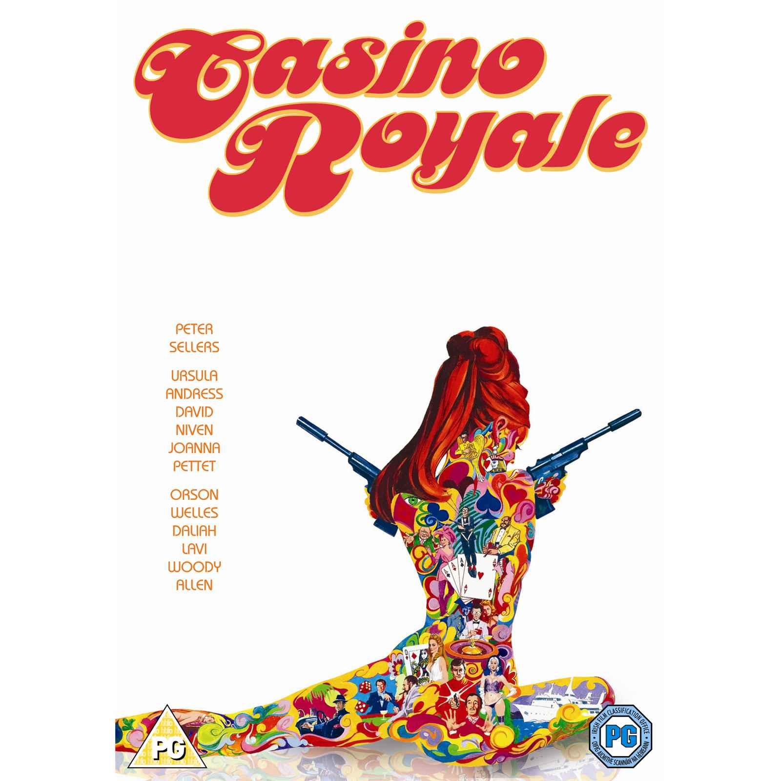 Bacharach 007 casino royale