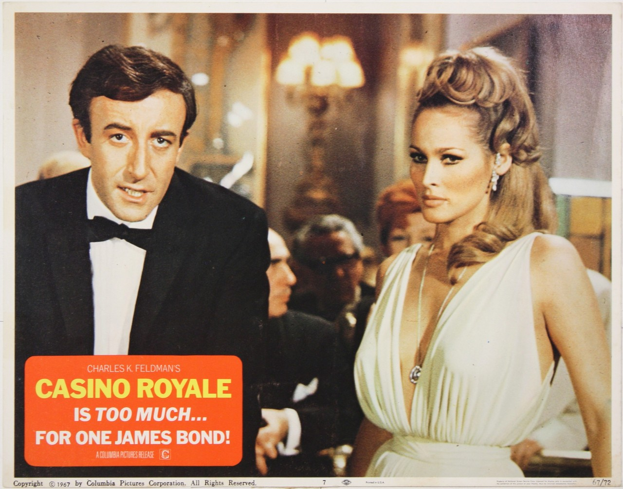 James bond casino royale pelicula completa en espaol latino