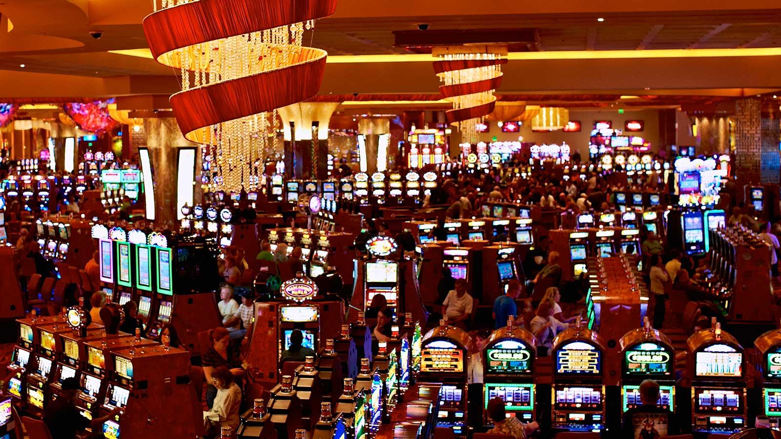 Nice wallpapers Casino 1600x900px