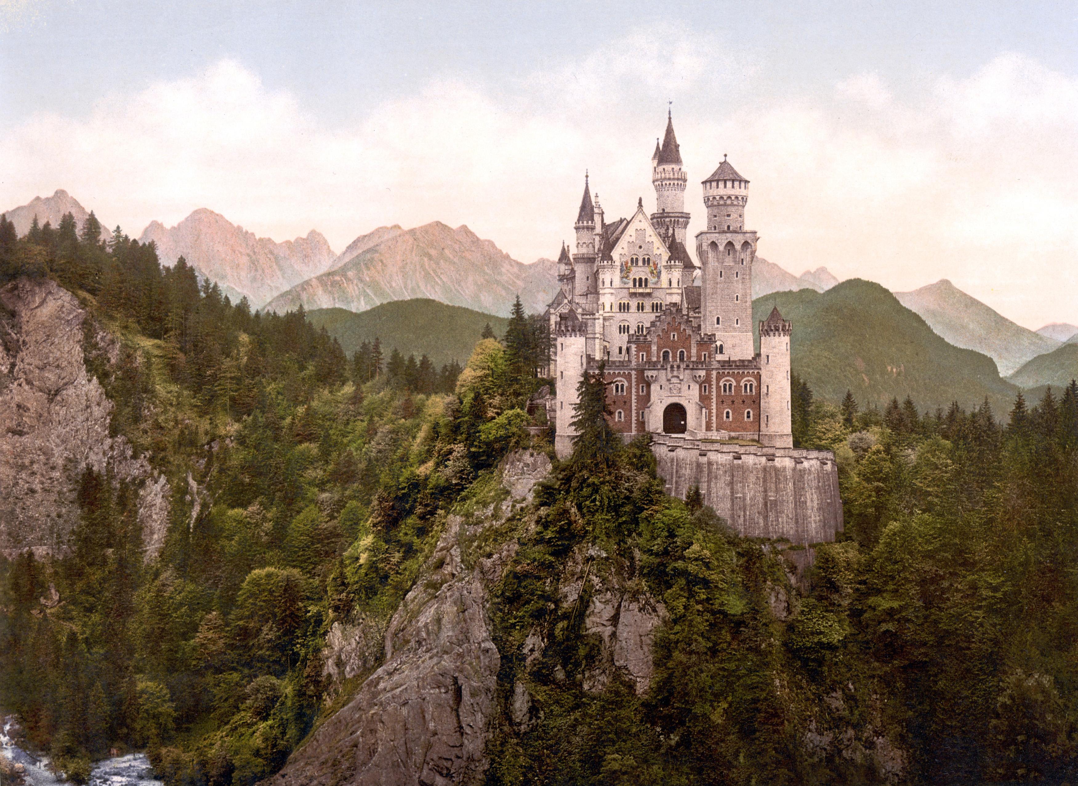 HQ Castle Wallpapers | File 3134.48Kb