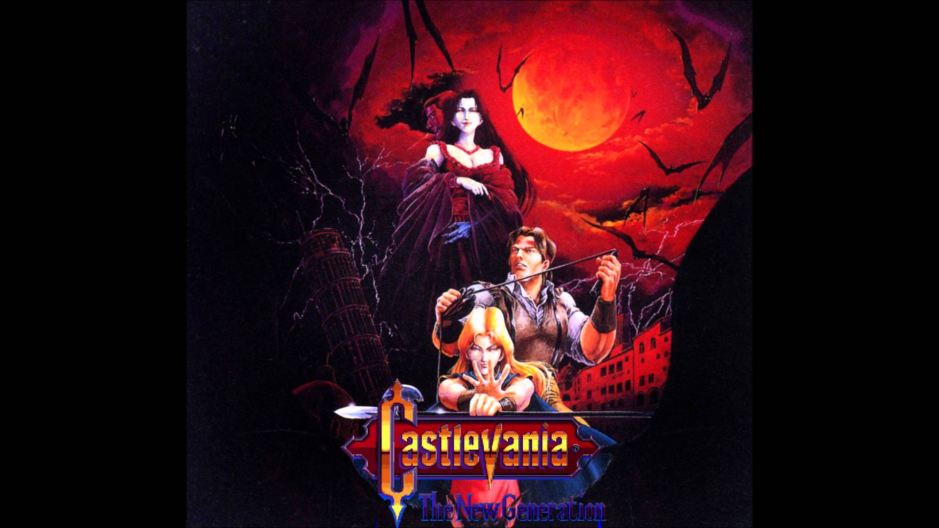 Castlevania Bloodlines Wallpapers Video Game Hq Castlevania