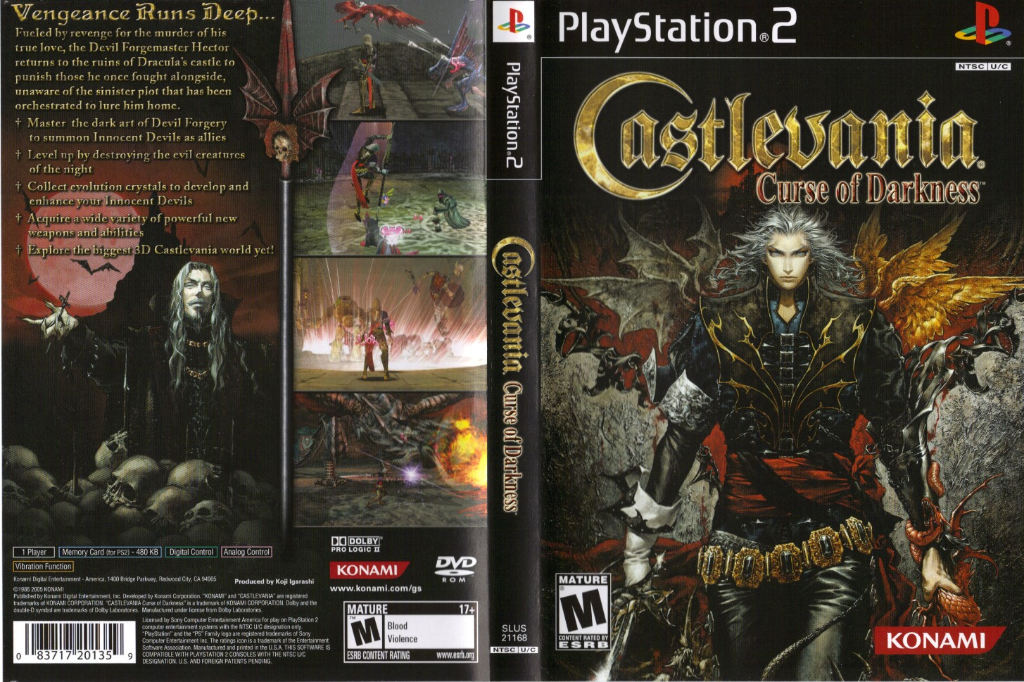 Castlevania Curse Of Darkness Wallpapers Video Game Hq