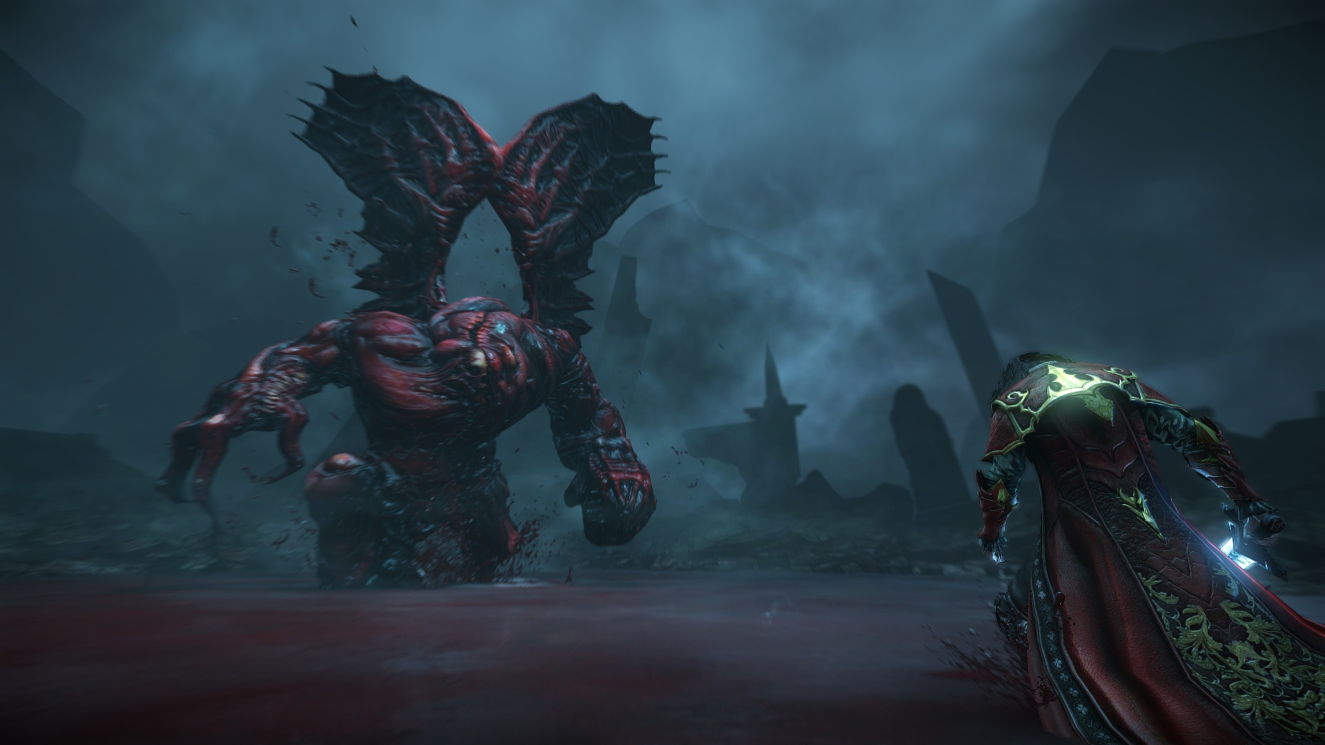 Castlevania Lords Of Shadow 2 Wallpapers Video Game Hq