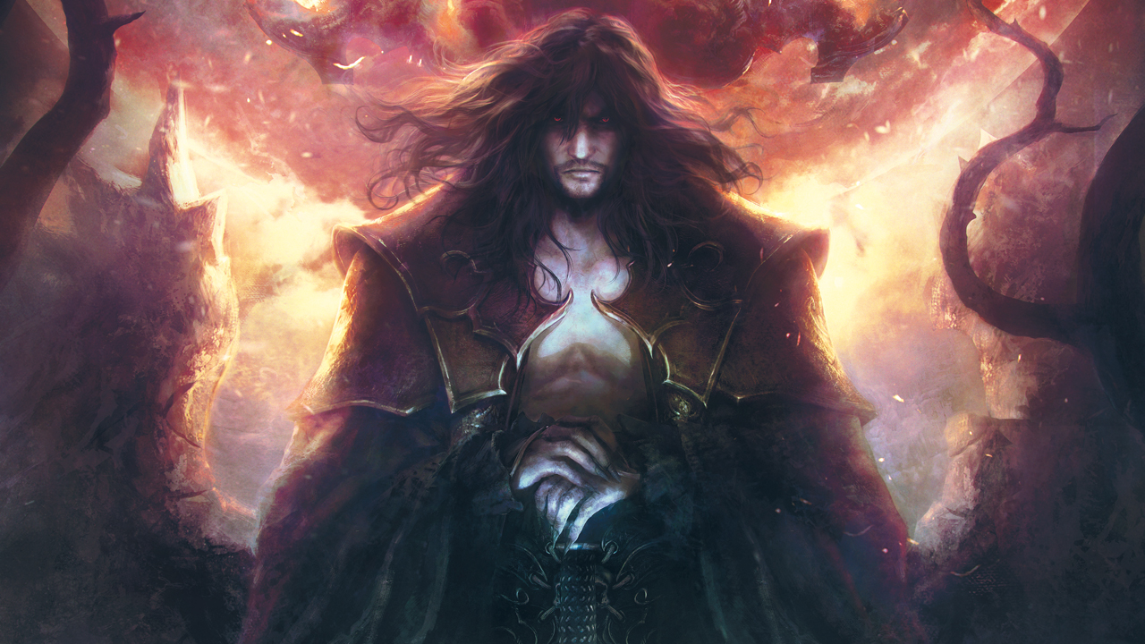 Castlevania Lords Of Shadow Wallpapers Video Game Hq Castlevania