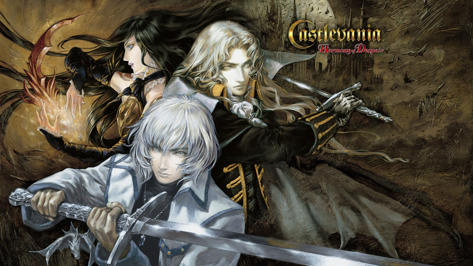 Castlevania Wallpapers Video Game Hq Castlevania Pictures 4k