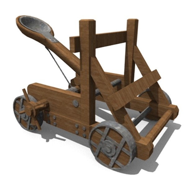 Catapult Pics, Weapons Collection