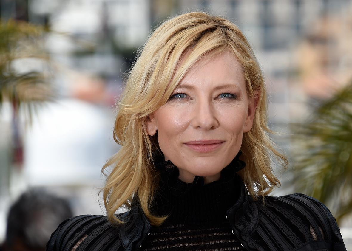Cate Blanchett Pics, Celebrity Collection