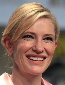 Cate Blanchett High Quality Background on Wallpapers Vista